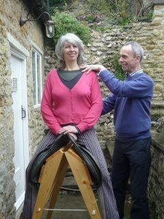 Noël with Rene Gerryts in Dorset