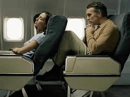 poor flight seat